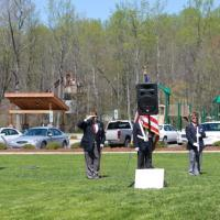 Flag Dedication Service service