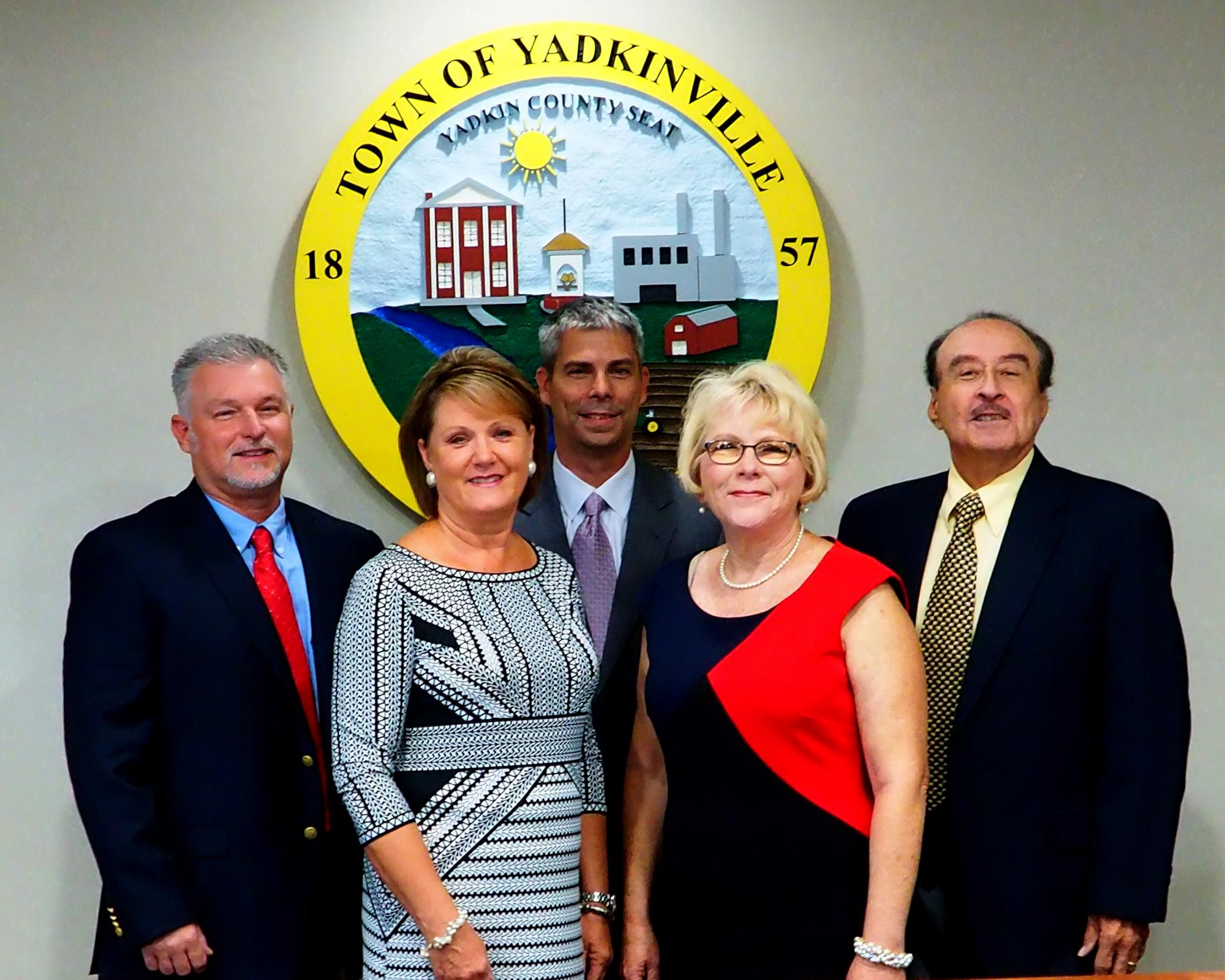 Town Board of Commissioners